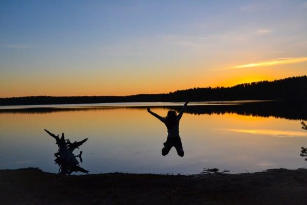 Midnight Sun Finland