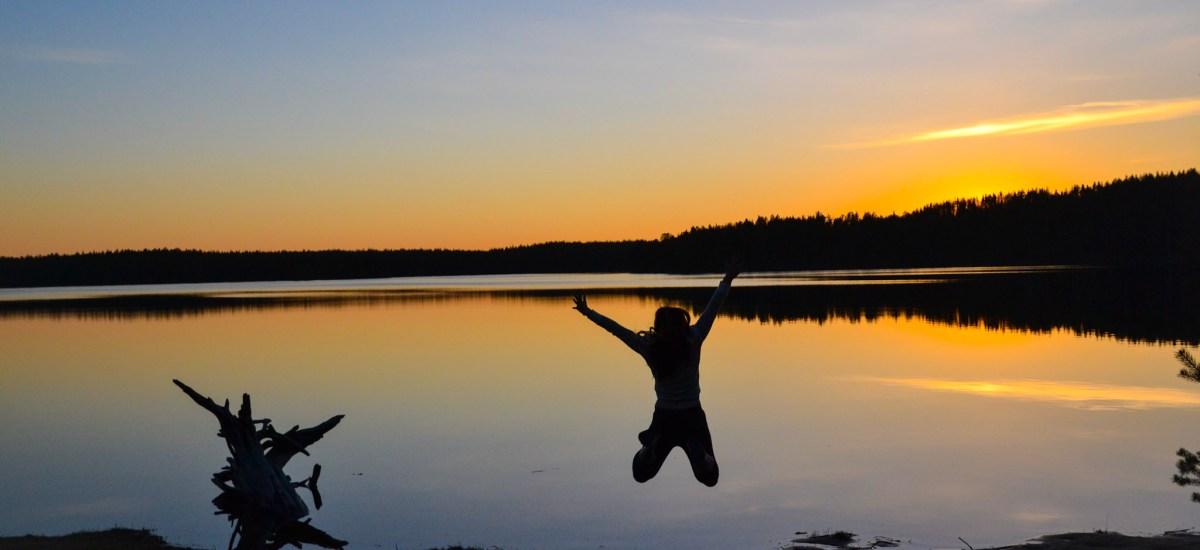 Experiencing Finland's Midnight Sun