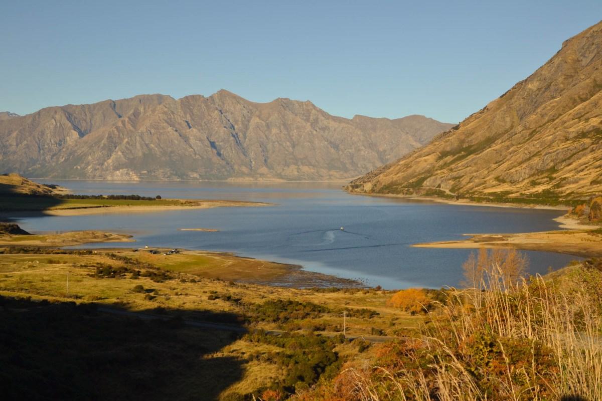 New Zealand road trip c Sarah Gibbons