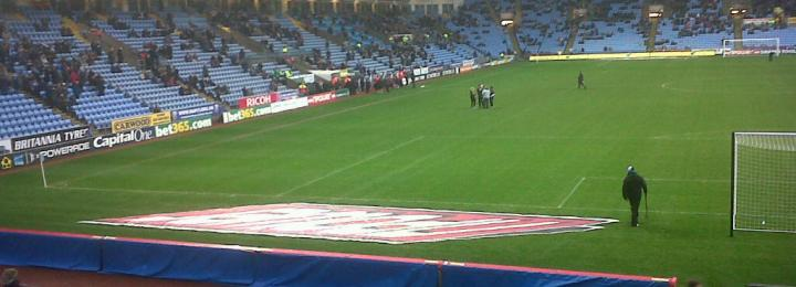 Have Coventry City said Goodbye to the Ricoh?