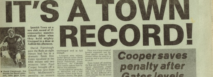 Book Review: Ipswich Town: A History