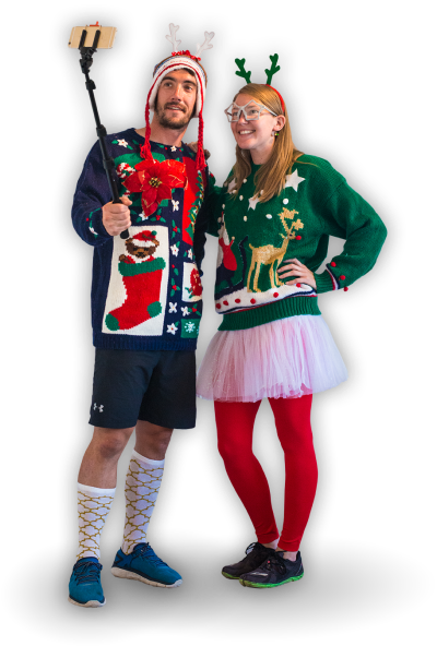 What To Wear Guide | The Ugly Sweater Run