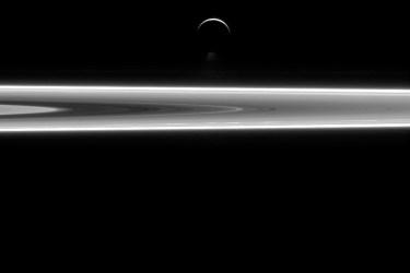 Enceladus Rings