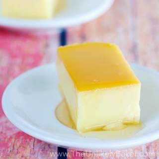 Leche Flan Recipe (Filipino Crème Caramel)