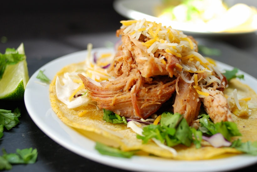 The BEST Tacos Ever   Smoked Carnitas Tacos