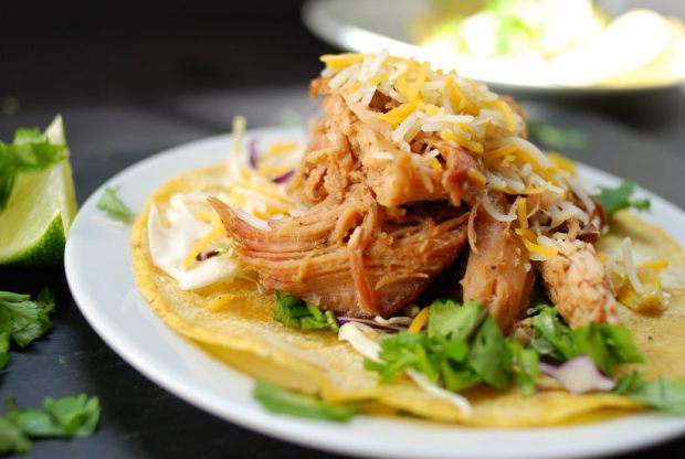 The BEST Tacos Ever – Smoked Carnitas Tacos