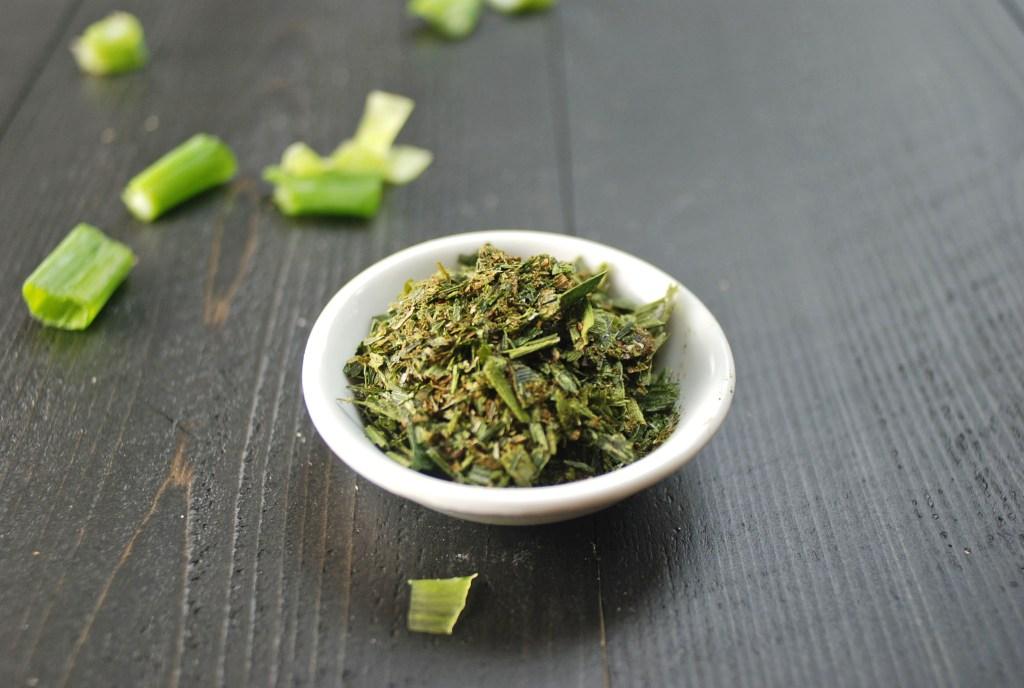 Green Onion Powder 1