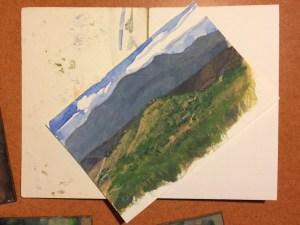 Ken Smith's post card from Santa Fe.