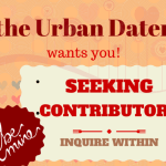 the Urban Dater Seeks Contributors!