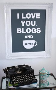 We love guest bloggers more than beans