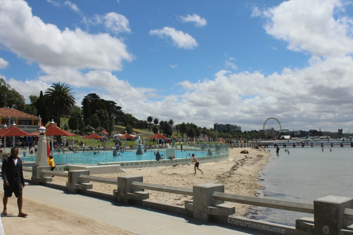 Travel Thursdays - Geelong's Waterfront playground
