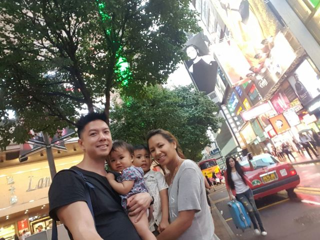 Hong Kong Causeway Bay Family travel blog