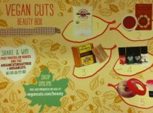 UR BEAUTIFUL: Vegan Cuts November Beauty Box Review