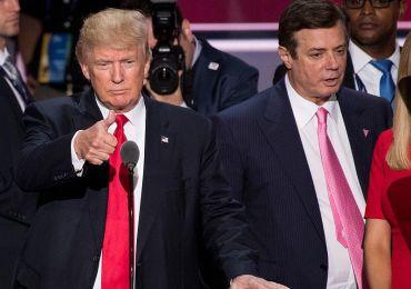 Trump and Manafort