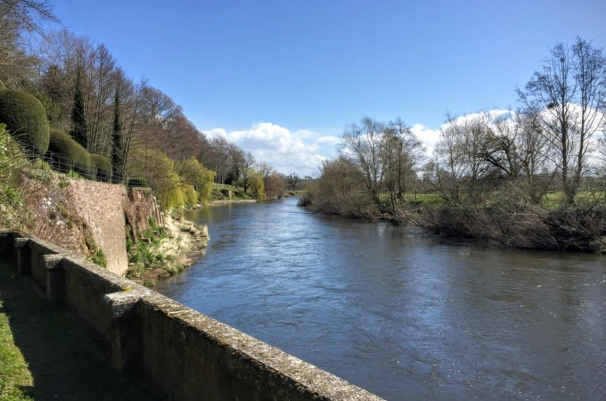 The National Trust Weir Garden – every season in one day