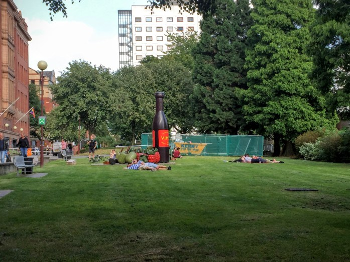 8 (more) places to picnic near manchester city centre