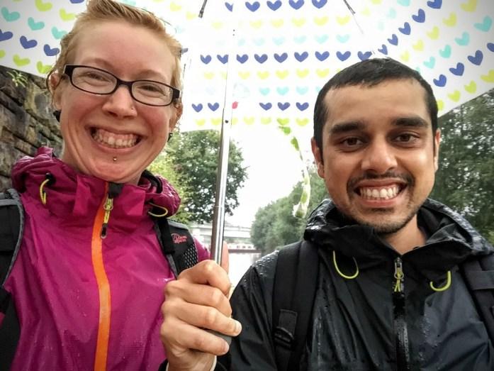 Sarah Irving and Jit Gosai | The Urban Wanderer | JitGo | Manchester