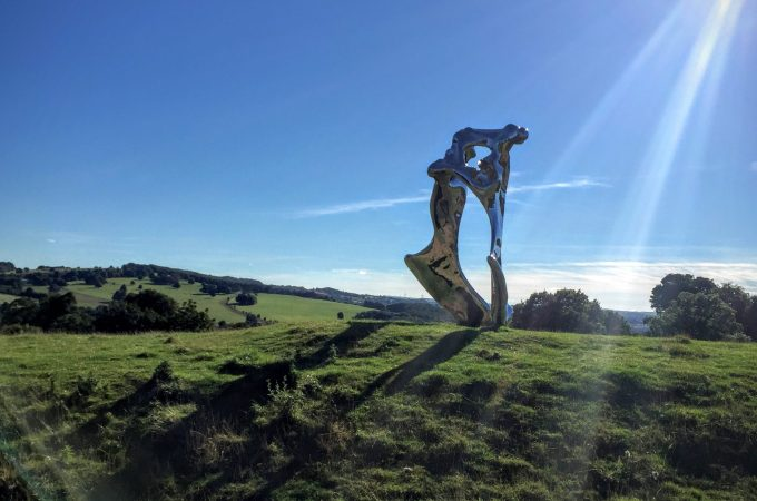Yorkshire Sculpture Park – picnic, art and walking