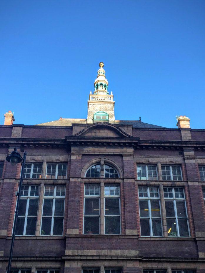 Sheena Simon Building, Manchester College, Aytoun Street, Manchester | The Urban Wanderer | Sarah Irving