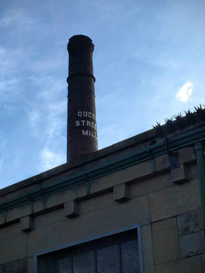 The Chimney, Queen Street Mill, Burnley | The Urban Wanderer | Sarah Irving