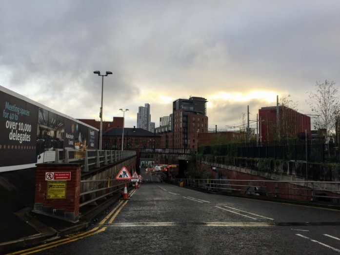 Back in Manchester | Outdoor Blogger | How to get outside more often | Manchester Blogger | Sarah Irving | The Urban Wanderer