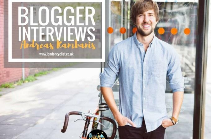 INTERVIEW: London Cyclist Andreas Kambanis