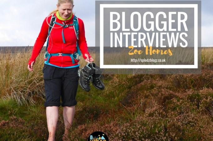 Interview: Splodz Blogz, Zoe Homes