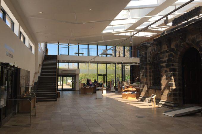 新的和改进的诺顿修道院