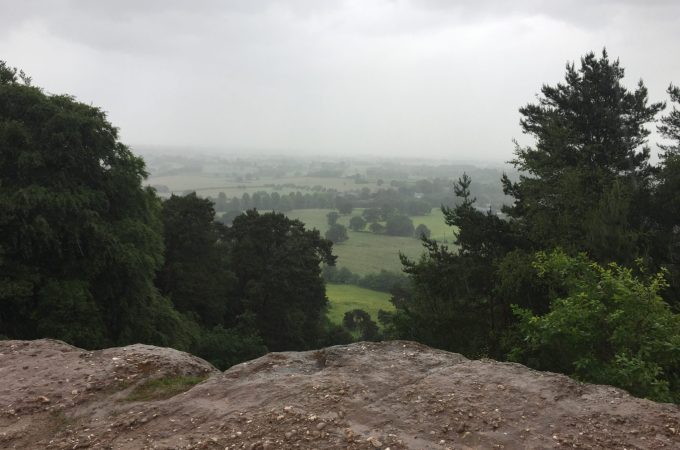 All the weather at Alderley Edge