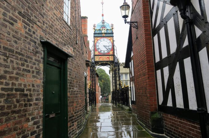 Walk the Chester Walls