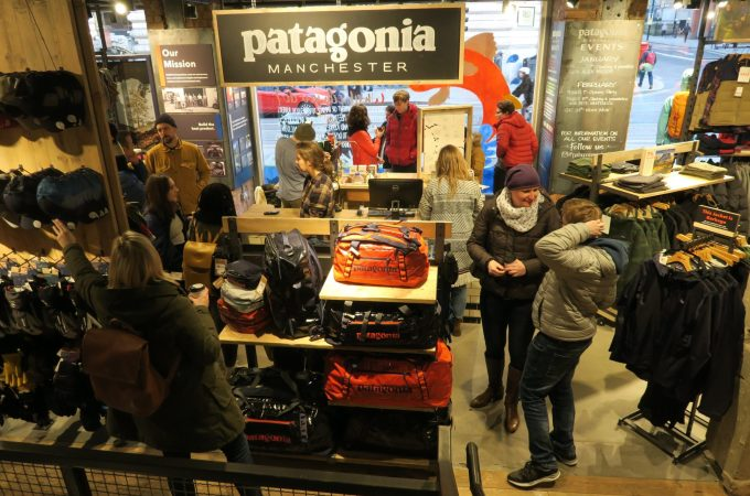 Patagonia Manchester Launch Party