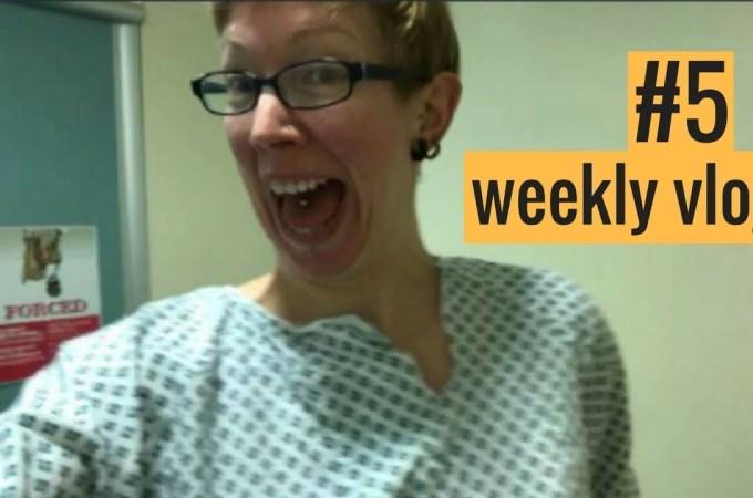 每周Vlog 5 | X射线,运输猫& London