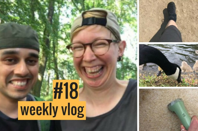 Weekly Vlog 18 | Adulting-ish, New Footwear, Styal and YSP