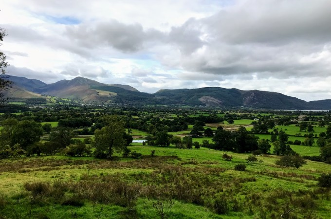 Adventures on your doorstep in Keswick