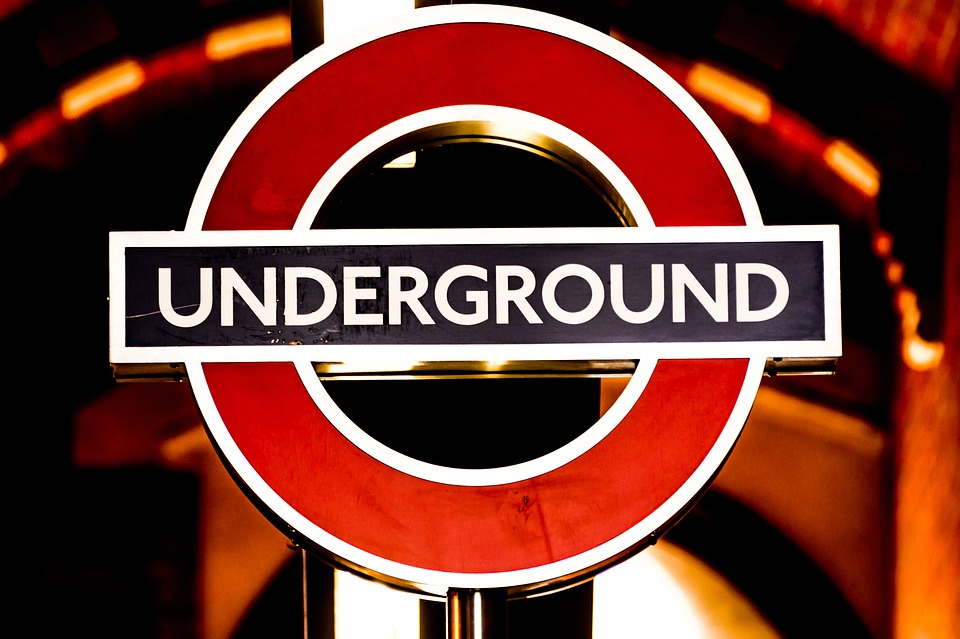 london underground halloween 2016 stories