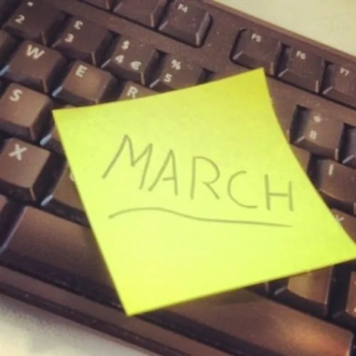 Instagrammers Anonymous: March