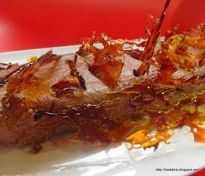 Τούρτα γκανάς με γεύση φουντούκι - Ganache hazelnut cake
