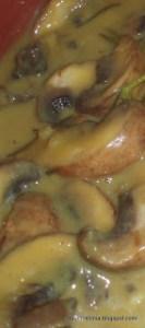 Αρωματικά μανιτάρια - Aromatic portobello mushrooms