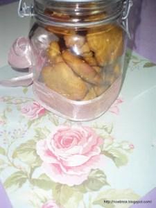 Κουλαράκια νηστίσιμα - Lenten grape must cookies