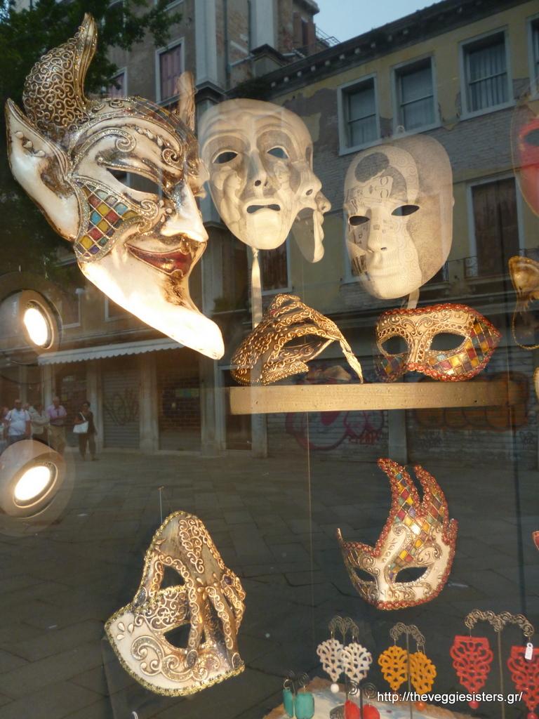 Διακοπές στη μαγευτική Βενετία