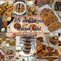 15 ιδέες για λαχταριστό πρωινό! - 15 delicious breakfast ideas!