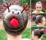 Top 10 Christmas Themed Hairstyles