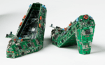 The World's Top 10 Amazing Sculptures Made With Circuit Boards