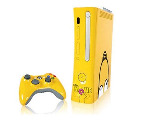Homer Simpson Xbox 360