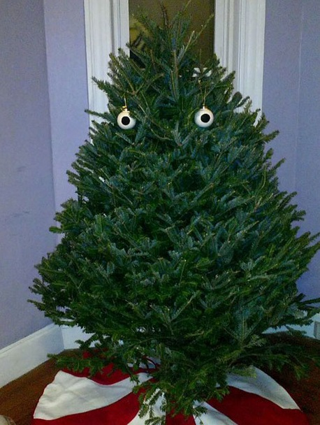 Top 10 Scariest Looking Christmas Trees