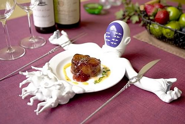 Top 10 Unusual Dinner Plates and Serving Dishes & The Top 10 of Anything and Everything: April 2015