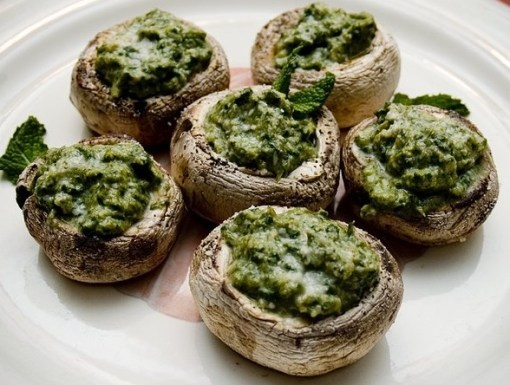 Top 10 Best Recipes For Stuffed Mushrooms