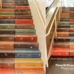 Top 10 Stairs Made From Unusual Things