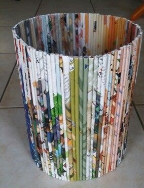 Top 10 things you can make with old magazine subscriptions for Waste paper things
