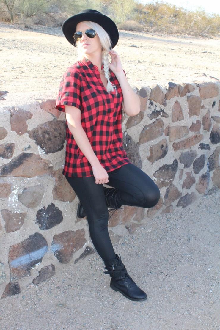 The Vintage Blonde